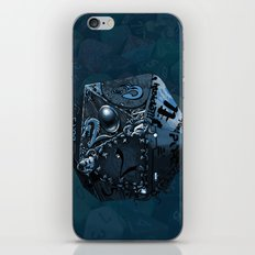 The Polyhedral of many universes  iPhone & iPod Skin