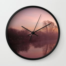 Before Sunrise Wall Clock