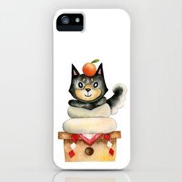 Mochi Shiba iPhone Case