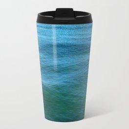 The Calm Blue Travel Mug