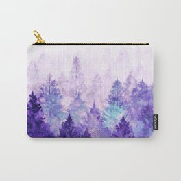Fade Away Ultra Violet Carry-All Pouch