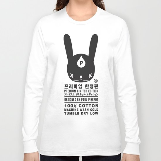 RABBIT PREMIUM LIMITED EDITION Long Sleeve T-shirt