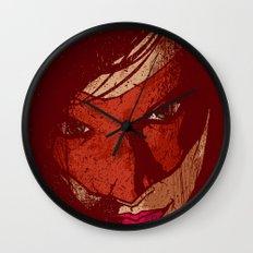 Sister Hazard Wall Clock