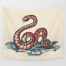 SINK OR SWIM  Wall Tapestry