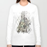 starry night Long Sleeve T-shirts featuring Starry Night by Heidi Fairwood