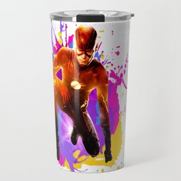 Barry Allen Travel Mug