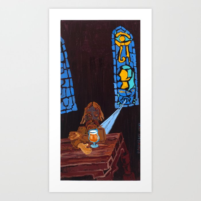 Enlightenment Art Print
