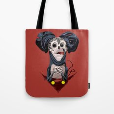 Creepy Mickey Tote Bag