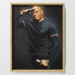 Dr. Dre Serving Tray