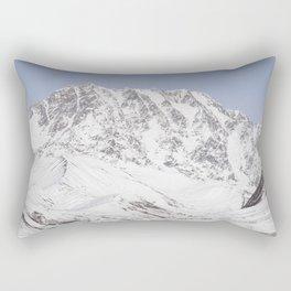 Caucasus Mountains Rectangular Pillow
