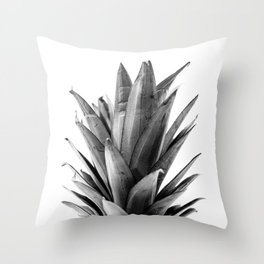 Pineapple Head Throw Pillow