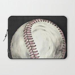 Vintage Baseball Art Laptop Sleeve
