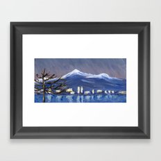 Monet Study 2 Framed Art Print