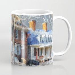 As Winter Melts Into Spring Coffee Mug
