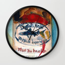 Dogfish Head Brewery - 90 Minute IPA  Wall Clock