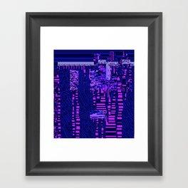 taintedcanvas162 Framed Art Print