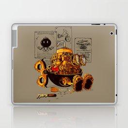 Work of the genius Laptop & iPad Skin