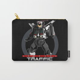 """Traffic Herobo"" series - Hong Kong Subway Carry-All Pouch"