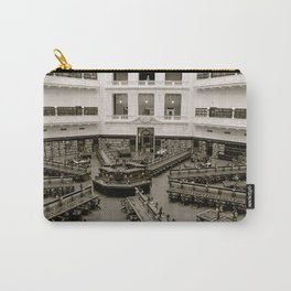 State Library of Victoria Carry-All Pouch