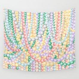 Pearls! Pearls! Pearls! Wall Tapestry