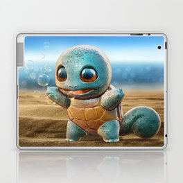Realistic Squirtle Laptop & iPad Skin
