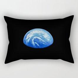 Earthrise Rectangular Pillow