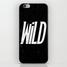 Wild iPhone & iPod Skin