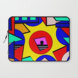 80's Punch Laptop Sleeve