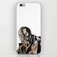 bane iPhone & iPod Skins featuring Bane  by iArtSometimes
