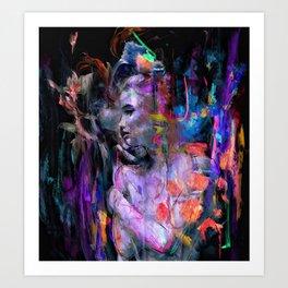 Inner Wave Art Print