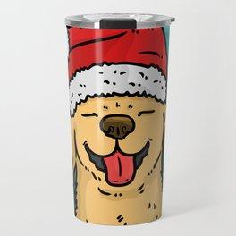 Christmas gift Christkind xmas Yule Noel Travel Mug