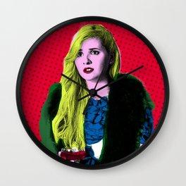 Scream Queens - Meet the Chanels 5 Wall Clock