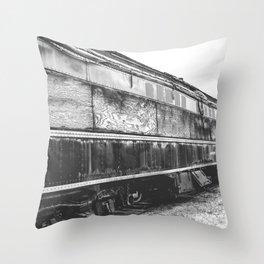 Going Nowhere Throw Pillow