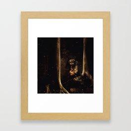 Pixie Dust Never Lies Framed Art Print