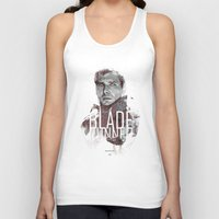 blade runner Tank Tops featuring Blade Runner by Duke Dastardly