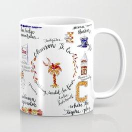 Clemson Village Coffee Mug