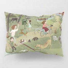 Fetch! Pillow Sham