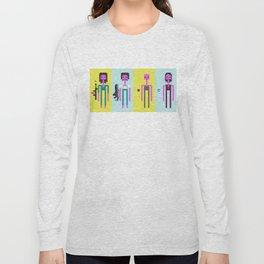 ALIEN(S)³ - Ellen Ripley Icons Long Sleeve T-shirt