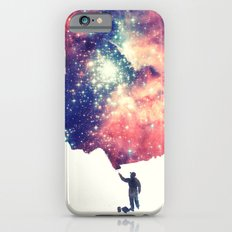 Painting the universe iPhone 6s Slim Case