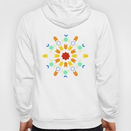 Winter Arabesque Hoody