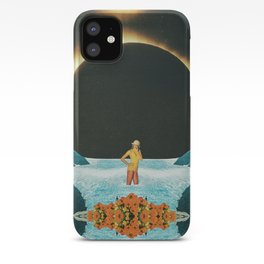 Strange dream iPhone Case