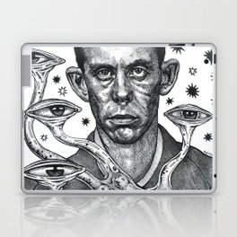 Dorf The Intergalactic Inquisitor from Planet X Laptop & iPad Skin