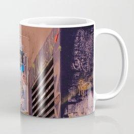 Ads and Tags Coffee Mug
