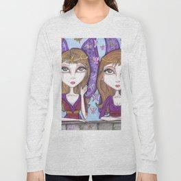 Fortune Teller faeries Long Sleeve T-shirt