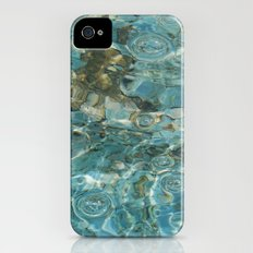 Water texture for iPhone Slim Case iPhone (4, 4s)