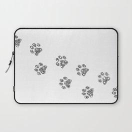 Cat tracks Laptop Sleeve