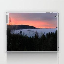 February Morning Sunrise Laptop & iPad Skin