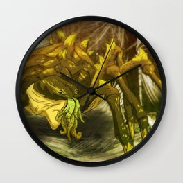 SPIDER GOD Wall Clock