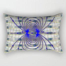 Figure 43 (Diagram Series) Rectangular Pillow