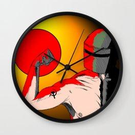 Lord Tachanka Wall Clock